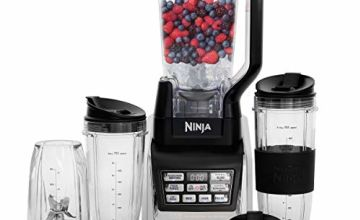 Ninja Duo 2-in-1 Blender with Intergrated Nutri Ninja and Auto iQ