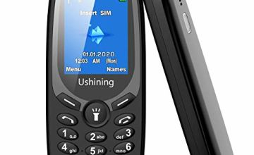 Unlocked Big Button Mobile Phone for Elderly,Seniors
