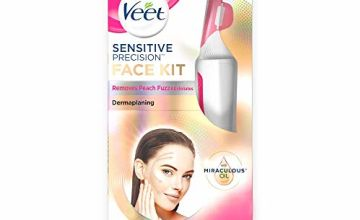 Save on Veet Sensitive Precision™ Dermaplaning Face Kit and more