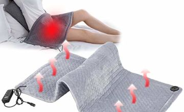 Heating Pad, Electric Heated pad, Thermal Therapy Heat Pad, with Auto Off and Over Heating Protection, for Back Neck Abdominal Body Pain Relief Arthritis or Stiff Joint & Muscle Pain 70 * 34cm