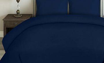 Utopia Bedding Duvet Cover Set - Brushed Microfibre Duvet Cover with Pillowcases