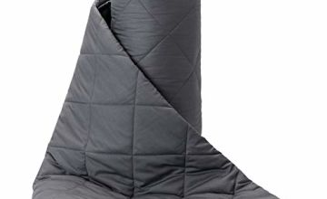 BUZIO Weighted Heavy Blanket Great Sleep Therapy for People with Anxiety Insomnia or Stress Various Sizes