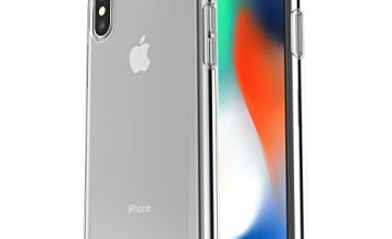 Save on OtterBox Clearly Protected Skin Series for iPhone X/Xs - Clear and more