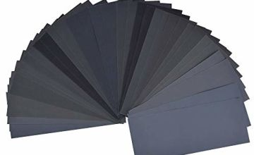 Wet and Dry Sandpaper Assorted for Automotive Sanding