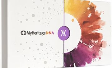 MyHeritage DNA Test Kit - Ancestry & Ethnicity Genetic Testing