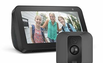 Save up to £139.99 on Blink XT2 camera systems + Echo Show 5