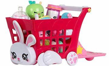 Kindi Kids Rabbit Petkin Shopping Cart