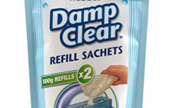 Kilrock DAMPCLEAR1KG 2 x 500 g Refill Bag