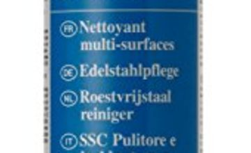 3M 941476 Stainless Steel Cleaner/Polish/Aerosol Can, 600 ml