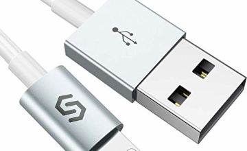 25% off Syncwire iPhone Charger Cables