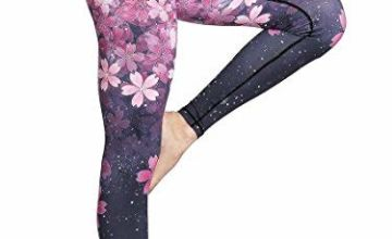 Women's Long Sports Leggings Running Tights High Waist Stretch Fitness Yoga Pants