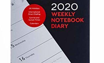 Collins Colplan 60 2020 Weekly Notebook Calendar