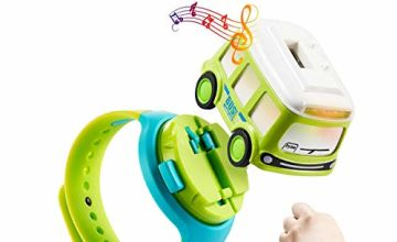 Kids Watches for Boys,Cars Toys with Sound & Light| Toddler Toys for 3 Years Old,Best Gift for Boys&Girls(Green)