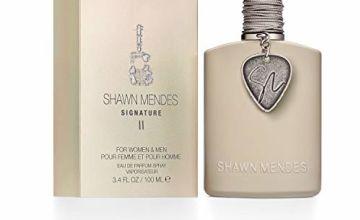 Shawn Mendes Signature II Eau de Parfum Spray for Women and Men, 100ml