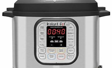 Instant Pot 8L Electric Multi Function Cooker