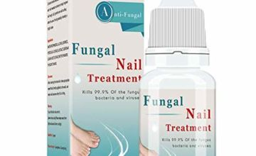Fungal nail treatment, Nail Fungus Treatment, Anti fungal Nail Solution— Kills Fungus on Toenails & Fingernails