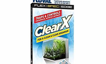 Fluval Clear X A1336 Filter Cushion Pack of 4