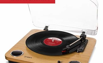 25% off selected Turntables:ION Audio and Victrola