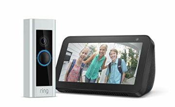 Buy Ring Doorbell Pro and get an Echo Show 5 (+£0)