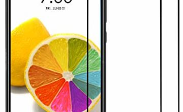 UniqueMe [2 PACK] Huawei P20 Lite Screen Protector, Full Cov