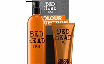 Save on BED HEAD By TIGI Colour Goddess Shampoo and Conditioner for Coloured Hair Pack of 2 and more