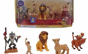 Giochi Preziosi LNN09000 Flair The Lion King Classic Collector Figure Set, Multicolour