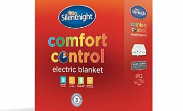 15% Off Silentnight Electric Blankets