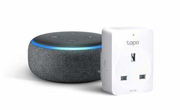Echo Dot + Tapo Smart Plug for £32.99