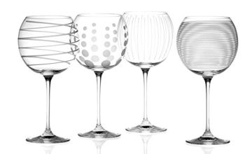 Save on Mikasa glassware