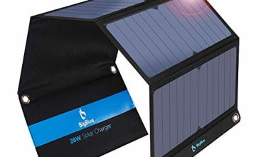 BigBlue Solar Charger Panel