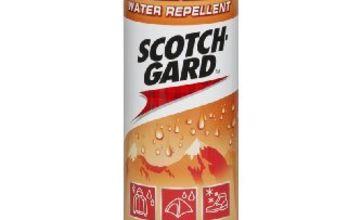 Scotchgard Water Repellent Outdoor Fabric Protector 400 ml