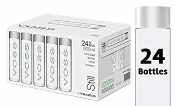 Up to 20% Off VOSS Water