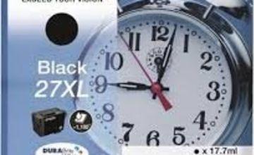 EPSON Alarm Clocks Ink Cartridge for WorkForce WF-7620DTWF Series - Black