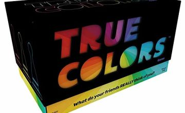 Goliath Games GL60048 True Colors Revealing Party Game for Friends and Families, 13+, Multi
