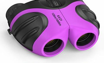 DMbaby Compact Shock Proof Binocular for Kids - Best Gifts