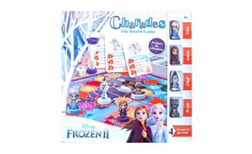 Save on Disney Board Game Frozen 2 Charades Kids Age 4 Years Old and more