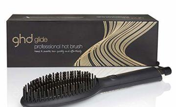 ghd Glide Hot Brush Straightener