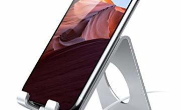 Lamicall Phone Stand, Universal iPhone Stand for Desk