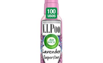 Air Wick vipoo Spray for the toilet, Lavender–55ml