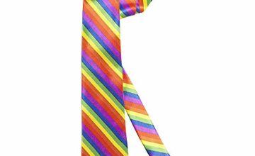 WIDMANN 05739 Tie Rainbow, One Size