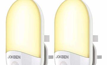 Motion Sensor Night Lights by JOKBEN