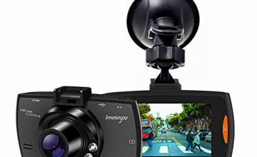 Upgraded Dash Cam 1080P FHD Dashcam for Car Dashboard Camera Recorder with High Sensitive G-sensor, 6 IR LED Night Vision,Loop Recording,Motion Detection,Parking Monitor(2020 Newest Version)