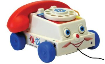 Fisher Price Classics 1694 Chatter Telephone