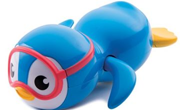 Save on the Munchkin Swimming Scuba Bath Toy and the Bath Tea and cupcake set