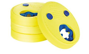 Save on Zoggs Kids Lightweight and Comfortable Foam Float Discs Arm Bands for Swimming - 2-6 Years and more