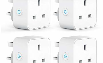 WiFi Smart Plug Mini Outlet - Aoycocr Smart Socket Energy Monitoring Remote Control - Compatible with Alexa - Echo - Google Home & IFTTT - Timer Function - No Hub Required (1pack)