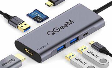 USB C Hub HDMI Adapter
