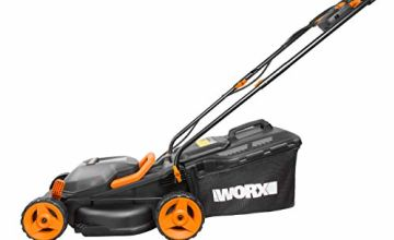 WORX Grass Trimmers and Lawn Mowers
