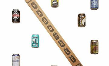 Beer Hawk Yard of Ale Ultimate Beer Gift – 8 Craft Beer Selection