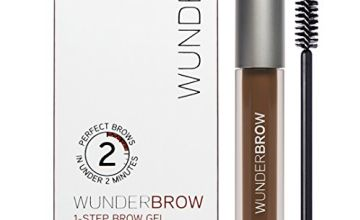 17% off WUNDER2 WUNDERBROW Long Lasting Eyebrow Gel for Waterproof Eyebrow Makeup